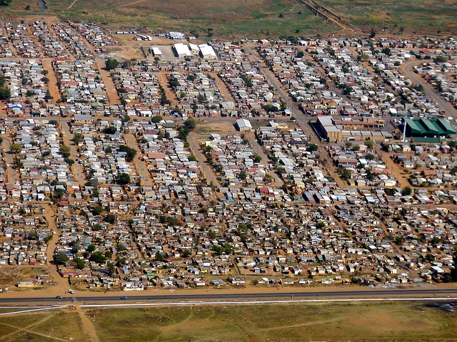 Delivery Challenges in South African Townships